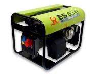 Agregat prądotwórczy wynajem PRAMAC ES8000 - Wypożyczalnia GALEND Wólka Sokołowska, Sokołów Małopolski